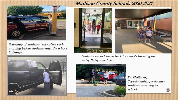 MCS Welcomes Students Back to the 2020-2021 School Year