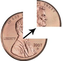 Photo of Quarter Penny