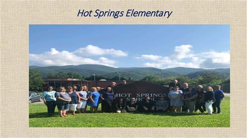 Hot Springs Elementary School