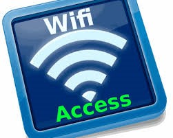 Image of WiFi access