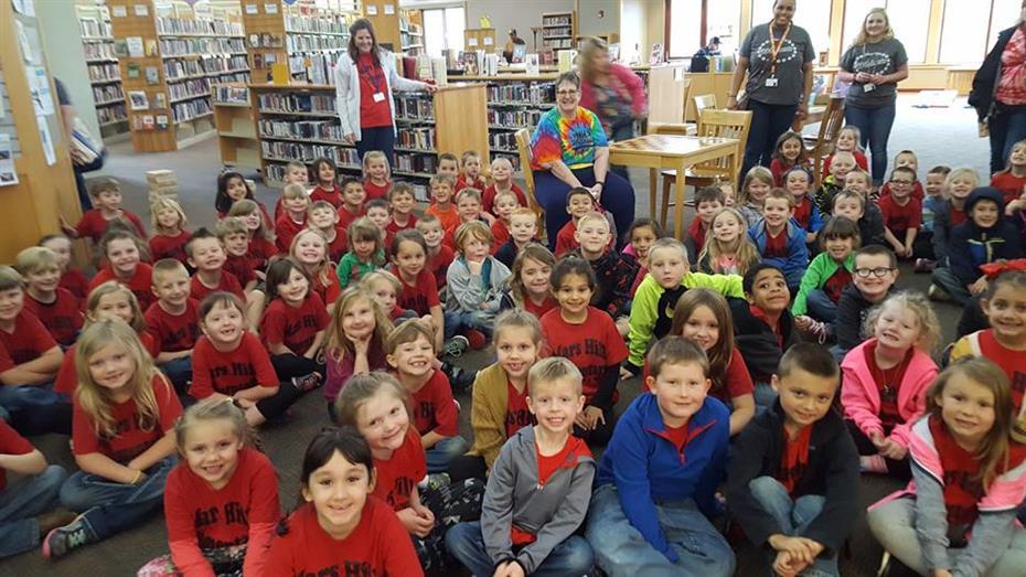 Mars Hill Elementary School Homepage